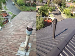 Roof Restoration Bentleigh