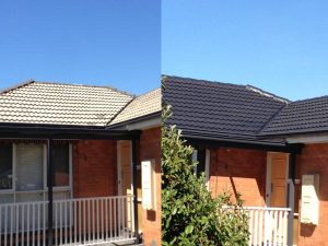 Roof Restoration Caulfield
